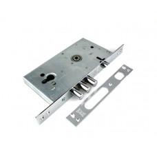 Механизм замка под цилиндр KALE 252 R 60 никель