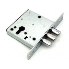 Механизм замка под цилиндр KALE 447 CP никель