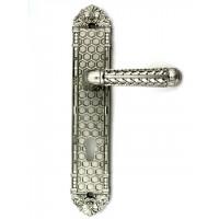 Дверная ручка MSM locks 371 L SN матовый никель