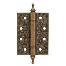 Дверная петля Armadillo CASTILLO 102х76х3.5мм универсальная OB бронза состаренная