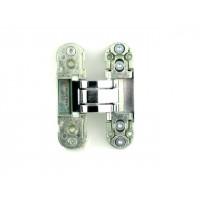 Петля дверная скрытой установки AGB ECLIPSE 2.0 E30200.03.06 хром