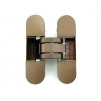 Петля дверная скрытая AGB ECLIPSE 2.0 E30200.03.22 бронза