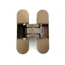 Петля дверная скрытой установки AGB ECLIPSE 2.0 E30200.03.22 бронза