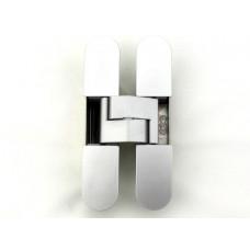 Петля дверная скрытой установки AGB ECLIPSE 3.0 E30200.02.34 матовый хром