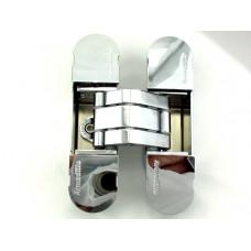 Петля дверная скрытой установки Armadillo 60 кг UNIVERSAL CP хром