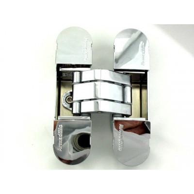 Петля дверная скрытая Armadillo 60 кг UNIVERSAL 1160UN3D CP хром