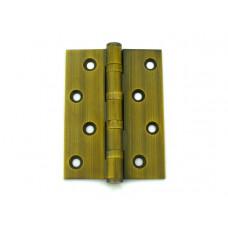 Дверная петля латунная универсальная Armadillo 500-C4 WAB матовая бронза