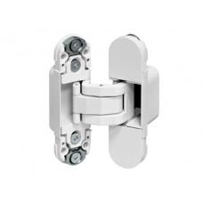 Петля дверная скрытая AGB ECLIPSE 2.0 E30200.03.91 белый