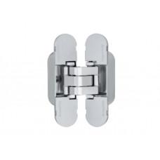 Петля дверная скрытая Armadillo 40 кг UNIVERSAL 9540UN3D SC матовый хром универсальная