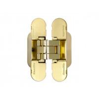 Петля дверная скрытая Armadillo 40 кг  UNIVERSAL 9540UN3D SG матовое золото