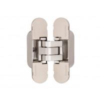 Петля дверная скрытая Armadillo 40 кг UNIVERSAL 9540UN3D SN матовый никель универсальная