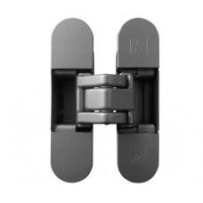 Петля дверная скрытая ATOMIKA K8000 универсальная матовый хром