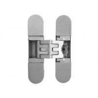 Петля дверная скрытая KUBICA 27 K2700 универсальная матовый хром