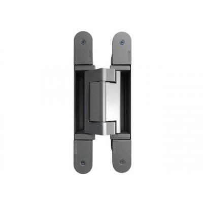Петля дверная скрытая KUBICA KROSS8 K2816 универсальная матовый хром