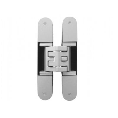 Петля дверная скрытая KUBICA K5080 универсальная матовый хром