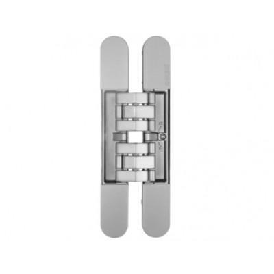 Петля дверная скрытая KUBICA KUBI7 K7200 универсальная матовый хром