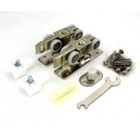 Комплект роликов для раздвижных дверей Armadillo Comfort 80 кг
