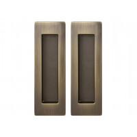 Комплект ручек для раздвижных дверей Armadillo URBAN SH 010 URB AB бронза
