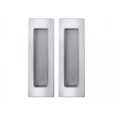 Комплект ручек Armadillo URBAN для раздвижных дверей SH 010 URB CP-8 хром
