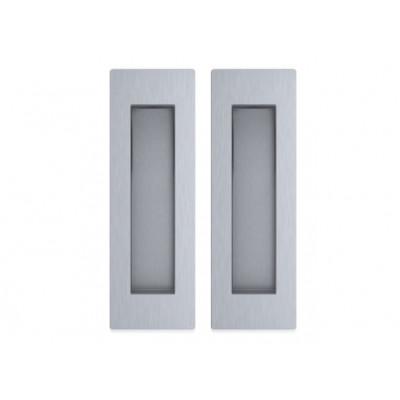 Комплект ручек для раздвижных дверей Armadillo URBAN SH 010 URB MWSC-33 матовый хром