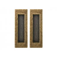 Комплект ручек для раздвижных дверей Armadillo URBAN SH 010 URB OB-13  античная бронза