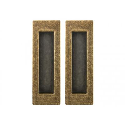 Комплект ручек Armadillo URBAN для раздвижных дверей SH 010 URB OB-13  античная бронза