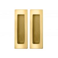 Комплект ручек для раздвижных дверей Armadillo URBAN SH 010 URB GOLD-24 золото 24К