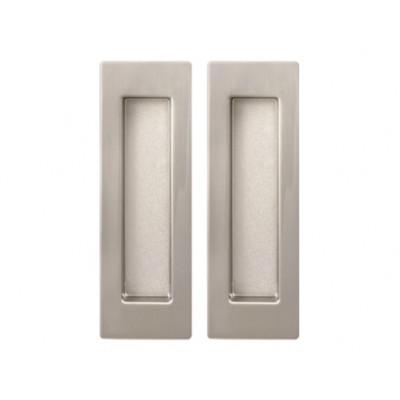 Комплект ручек для раздвижных дверей Armadillo URBAN SH 010 URB SN матовый никель