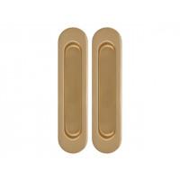 Комплект ручек для раздвижных дверей матовое золото Armadillo SH 010 SG-1