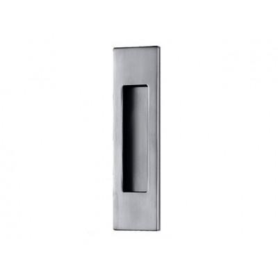 Комплект ручек для раздвижных дверей COLOMBO ID411-NI матовый никель