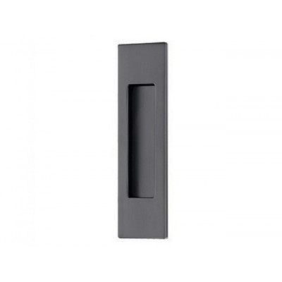 Комплект ручек для раздвижных дверей COLOMBO ID411-NM матовый черный