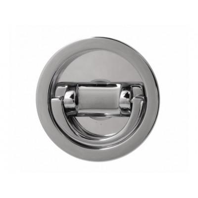 Комплект ручек для раздвижных дверей Venezia U155 полированный хром