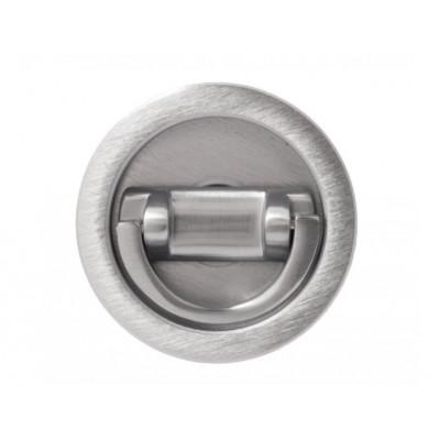 Комплект ручек для раздвижных дверей Venezia U155 матовый хром