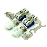 Комплект роликов для раздвижных дверей Armadillo Comfort 60 кг