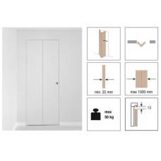 Комплект роликов для складной двери Krona Koblenz 0200-50
