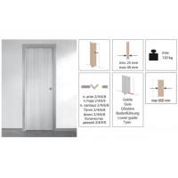 Комплект роликов для многостворчатой складной двери Krona Koblenz 0710-40-4 на 4 дверных полотна