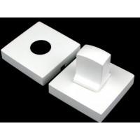 Завертка в санузел Fratelli Cattini WC-8 BI белый матовый