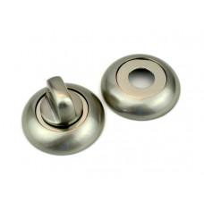 Завертка в санузел FUARO BK RM SN/CP никель матовый-хром