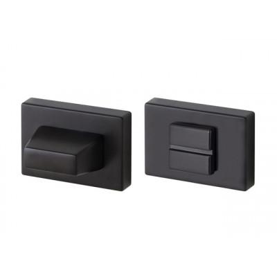 Завертка в санузел Armadillo  WC-BOLT BK6 UCS BL черный