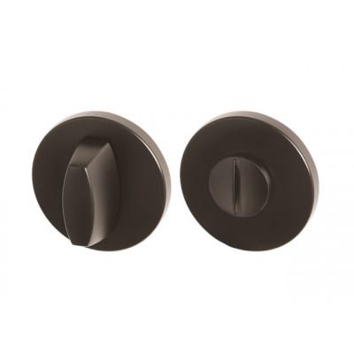 Завертка в санузел Armadillo  WC-BOLT BK6 URS BPVD вороненый никель