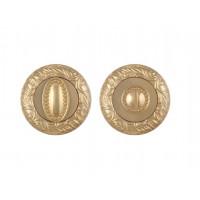 Завертка в санузел FUARO BK SM GOLD-24 золото 24 К