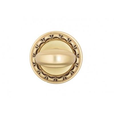 Завертка в санузел Venezia WC-2 D2 французское золото-коричневый