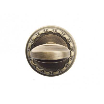 Завертка в санузел Venezia WC-2 D2 матовая бронза