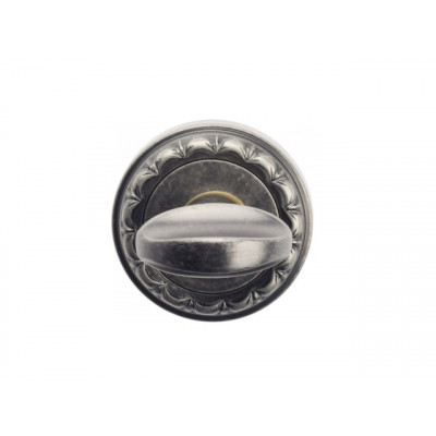 Завертка в санузел Venezia WC-2 D2 серебро античное