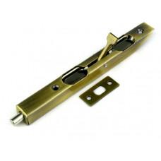 Стопор дверной  160 мм АВ бронза