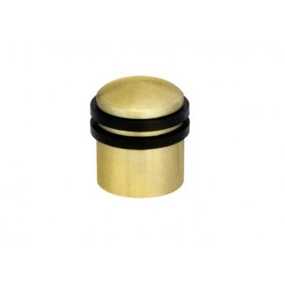 Упор стопор дверной напольный Armadillo DH062ZASG матовое золото
