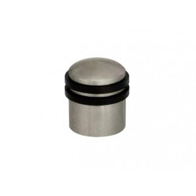 Упор стопор дверной напольный Armadillo DH062ZA SN матовый никель