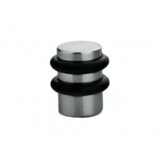 Упор (стопор) дверной напольный COLOMBO CD412-NI матовый никель