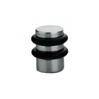Упор (ограничитель хода) дверной напольный COLOMBO CD412-NI матовый никель