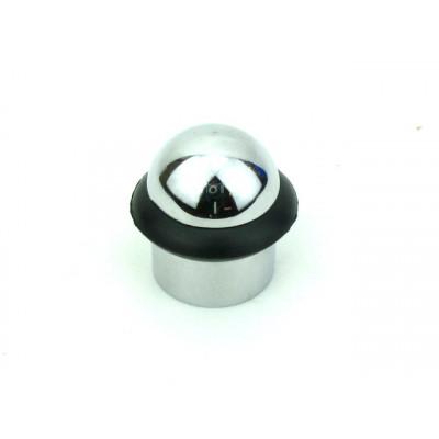 Упор (ограничитель хода) дверной напольный COLOMBO CD112-CR полированный хром